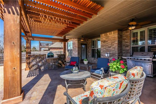 19509 Rambling Creek Drive, Edmond, OK 73012 (MLS #855661) :: Homestead & Co