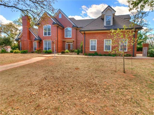 3284 Greystone, Blanchard, OK 73010 (MLS #856382) :: KING Real Estate Group