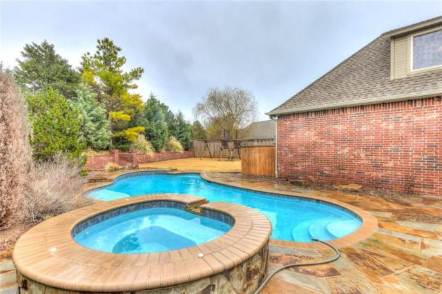 3441 NW 172nd Terrace, Edmond, OK 73012 (MLS #856483) :: Homestead & Co