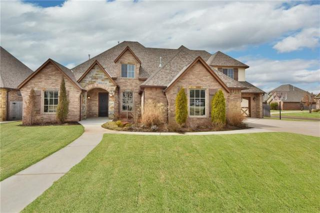 4709 Briar Meade Road, Edmond, OK 73025 (MLS #856746) :: Homestead & Co