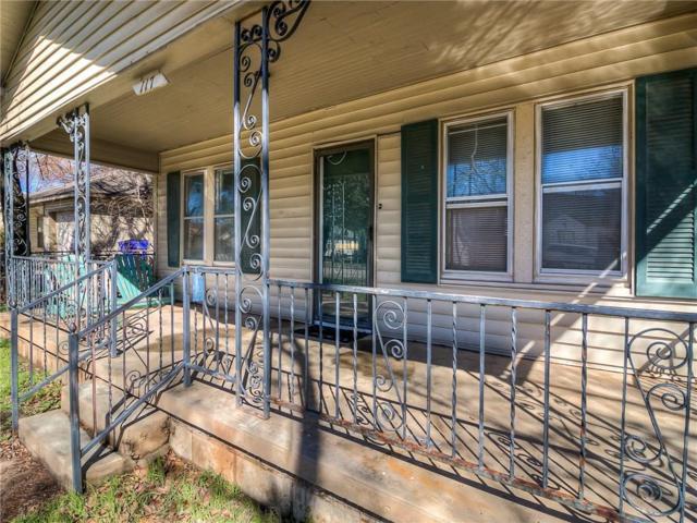 117 E Himes Street, Norman, OK 73069 (MLS #857001) :: Homestead & Co