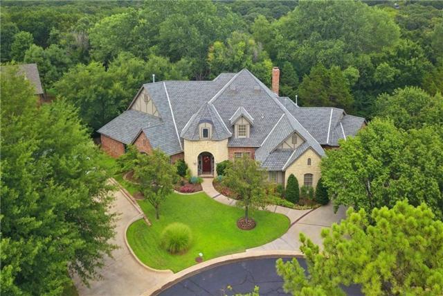 3417 Deer Valley, Edmond, OK 73034 (MLS #857015) :: Homestead & Co