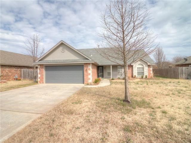 4601 Churchill, Shawnee, OK 74804 (MLS #857022) :: Homestead & Co