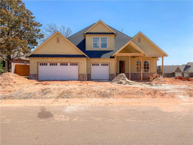 4808 Deerfield Drive, Edmond, OK 73034 (MLS #857094) :: Homestead & Co
