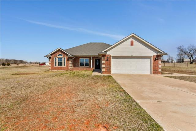 2268 County Road 1260, Blanchard, OK 73010 (MLS #857186) :: KING Real Estate Group