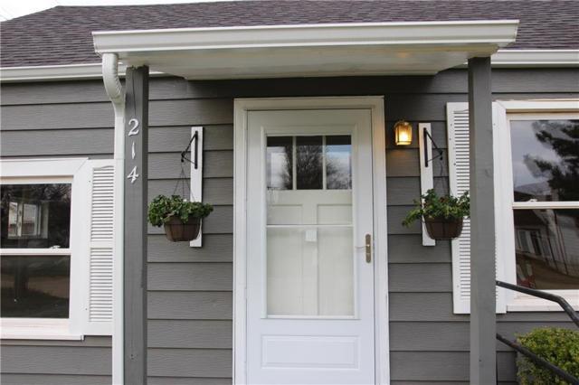 214 E Don Blanding Avenue, Kingfisher, OK 73750 (MLS #857292) :: Homestead & Co