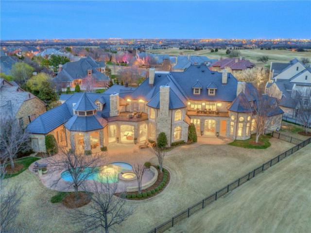14701 Dalea Drive, Oklahoma City, OK 73142 (MLS #857316) :: Homestead & Co