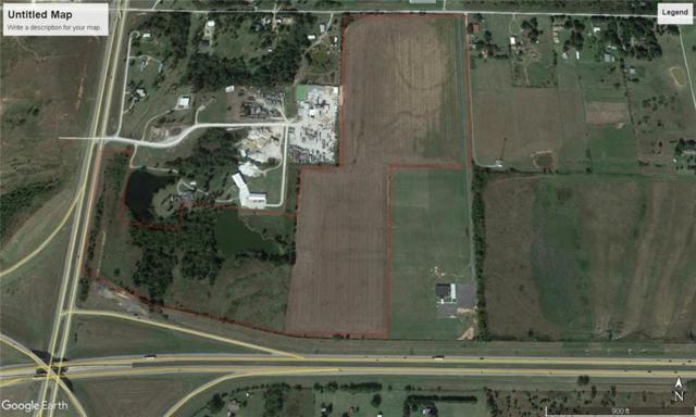 00 N Hwy 177 & I-40 Highway, Shawnee, OK 74804 (MLS #857351) :: Homestead & Co