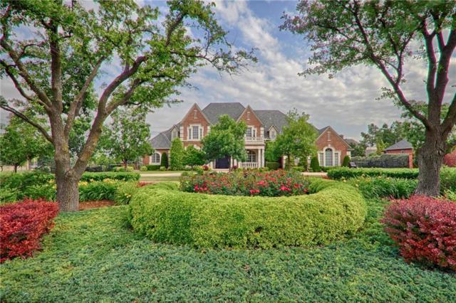 14624 Mistletoe Drive, Oklahoma City, OK 73142 (MLS #858044) :: Homestead & Co