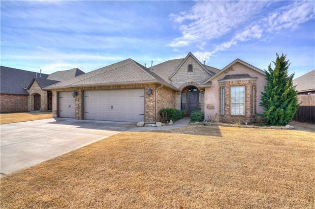4912 SW 126th Street, Oklahoma City, OK 73173 (MLS #858132) :: Homestead & Co