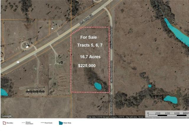 Tract 5, 6 7 - Hwy 19C Highway, Blanchard, OK 73010 (MLS #858202) :: KING Real Estate Group