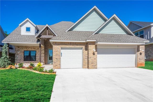 2509 Bretton Lane, Edmond, OK 73012 (MLS #858473) :: Homestead & Co