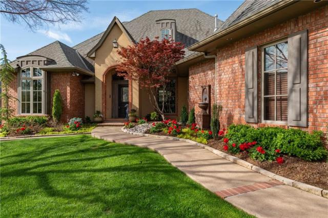 825 Crystal Creek Place, Edmond, OK 73034 (MLS #858492) :: Homestead & Co
