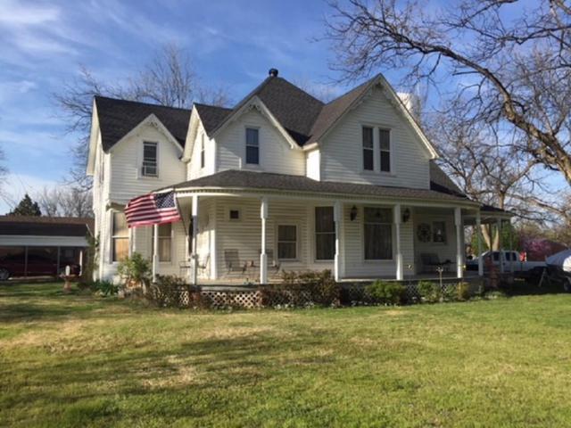 901 N Carr Avenue, Wynnewood, OK 73098 (MLS #859827) :: Homestead & Co