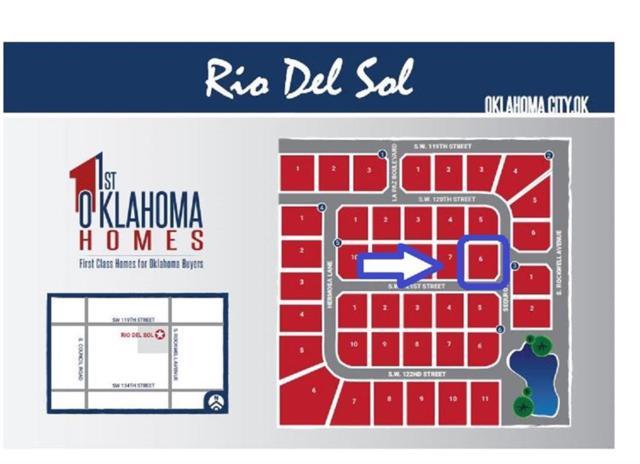 7109 SW 121st Street, Oklahoma City, OK 73173 (MLS #860263) :: Homestead & Co