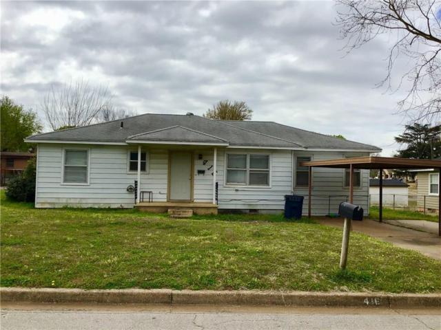 416 W Madison Street, Purcell, OK 73080 (MLS #860299) :: Denver Kitch Real Estate