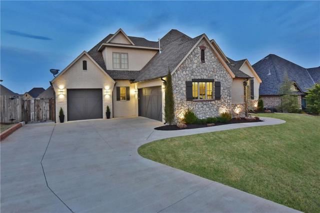 525 Newport Bridge Drive, Edmond, OK 73034 (MLS #860624) :: Homestead & Co