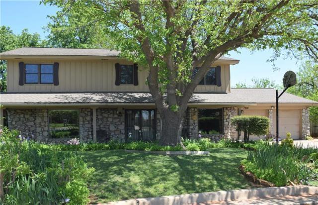 7324 Kingsridge Road, Oklahoma City, OK 73132 (MLS #860688) :: Denver Kitch Real Estate