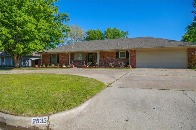 2933 Hemingford Lane, Oklahoma City, OK 73120 (MLS #861552) :: Homestead & Co