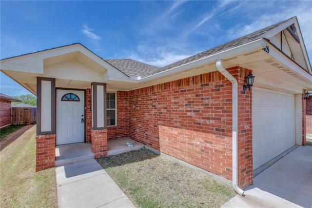5705 Marblewood Drive, Oklahoma City, OK 73179 (MLS #862300) :: Homestead & Co