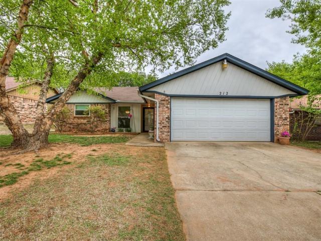 212 Oak Tree Drive, Midwest City, OK 73130 (MLS #862828) :: KING Real Estate Group