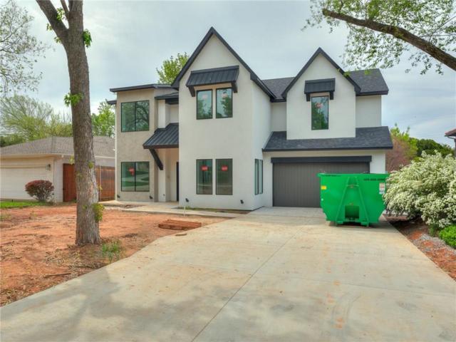 1110 Hemstead Place, Nichols Hills, OK 73116 (MLS #863013) :: Homestead & Co