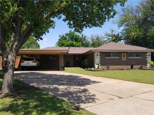 9616 Northland Road, The Village, OK 73120 (MLS #863152) :: KING Real Estate Group