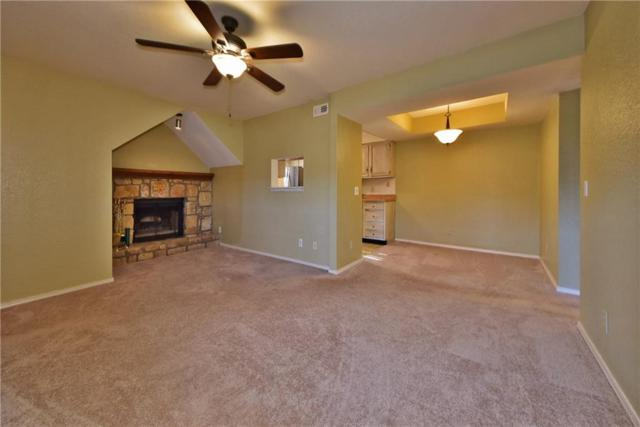 14325 N Pennsylvania Avenue 37A, Oklahoma City, OK 73134 (MLS #863340) :: Erhardt Group at Keller Williams Mulinix OKC
