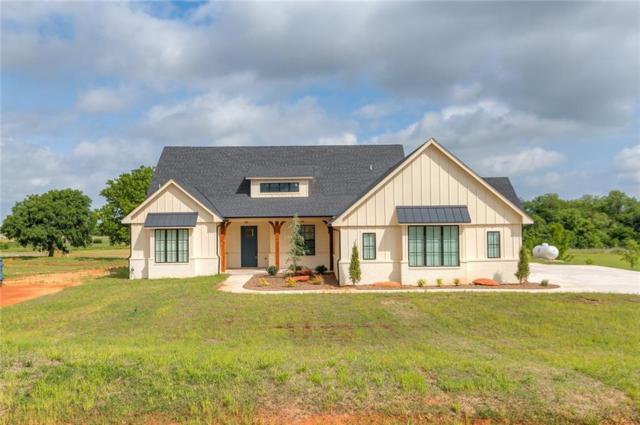 949 Wild Rye Court, Blanchard, OK 73010 (MLS #863516) :: KING Real Estate Group
