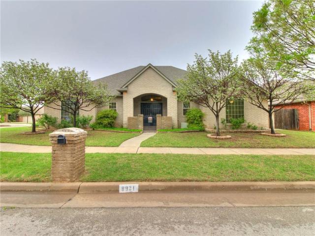 8921 NW 113th Street, Oklahoma City, OK 73162 (MLS #863671) :: Homestead & Co