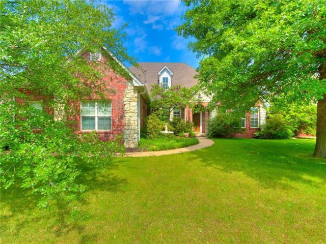 16701 N Halbrooke Road, Edmond, OK 73012 (MLS #864113) :: KING Real Estate Group