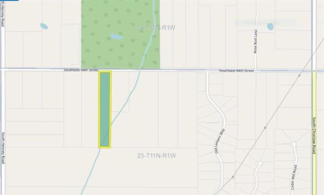 SE 44th, Choctaw, OK 73020 (MLS #864238) :: Denver Kitch Real Estate