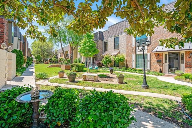 7809 Old Hickory Lane, Oklahoma City, OK 73116 (MLS #864425) :: Erhardt Group at Keller Williams Mulinix OKC