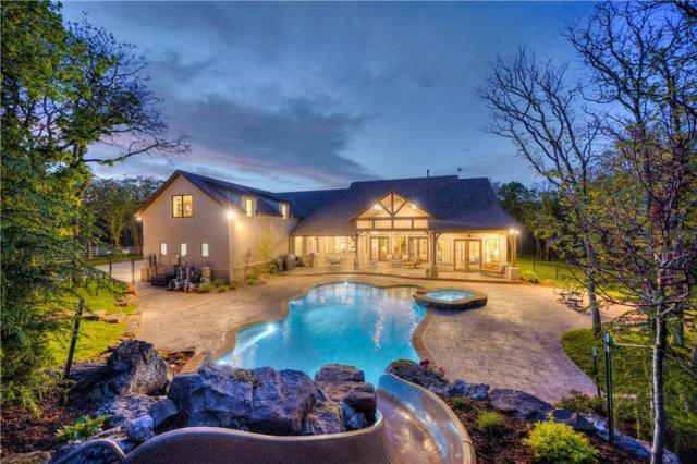 10328 E Memorial Road, Jones, OK 73049 (MLS #864699) :: Denver Kitch Real Estate