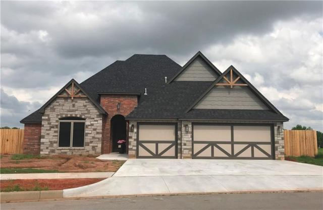 1404 N Eagle Ridge Avenue, Weatherford, OK 73096 (MLS #865285) :: KING Real Estate Group