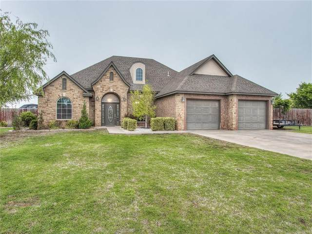 1203 Bluestem, Elk City, OK 73644 (MLS #865519) :: Keri Gray Homes