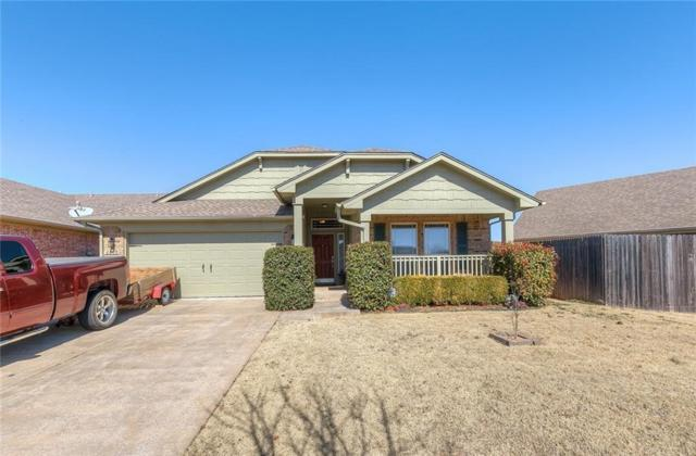 2809 NW 183rd Street, Edmond, OK 73012 (MLS #865521) :: Homestead & Co