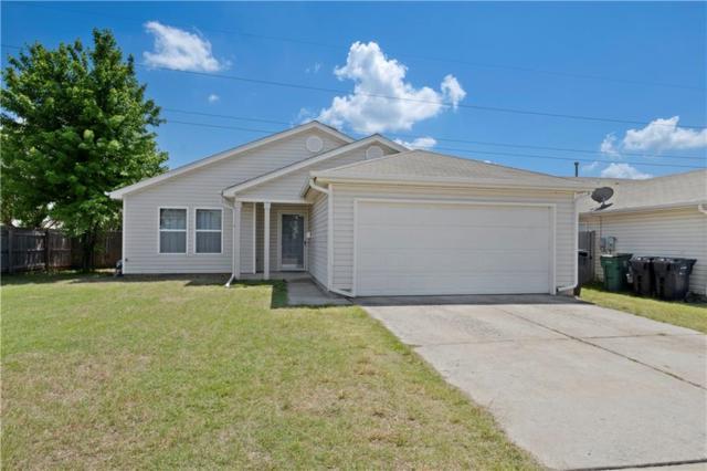 900 SW 156th Street, Oklahoma City, OK 73170 (MLS #866314) :: KING Real Estate Group