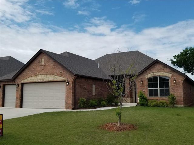 3605 Rita Road, Moore, OK 73160 (MLS #866493) :: Homestead & Co