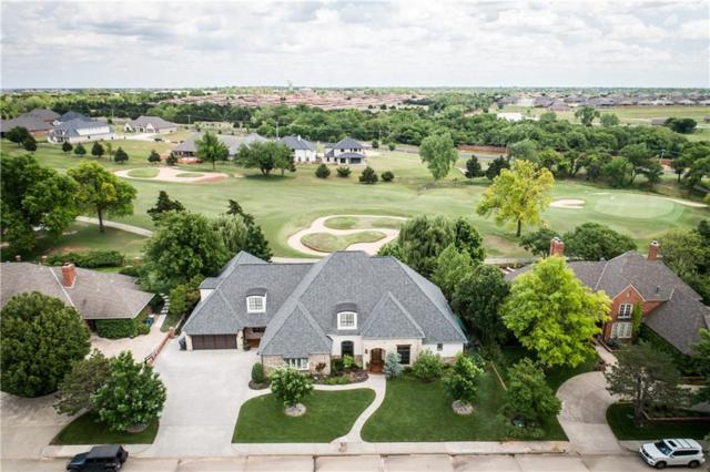 420 Country Club Terrace, Edmond, OK 73025 (MLS #866505) :: KING Real Estate Group