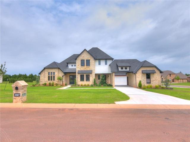 2567 S Loblolly Lane, Edmond, OK 73012 (MLS #866915) :: Homestead & Co