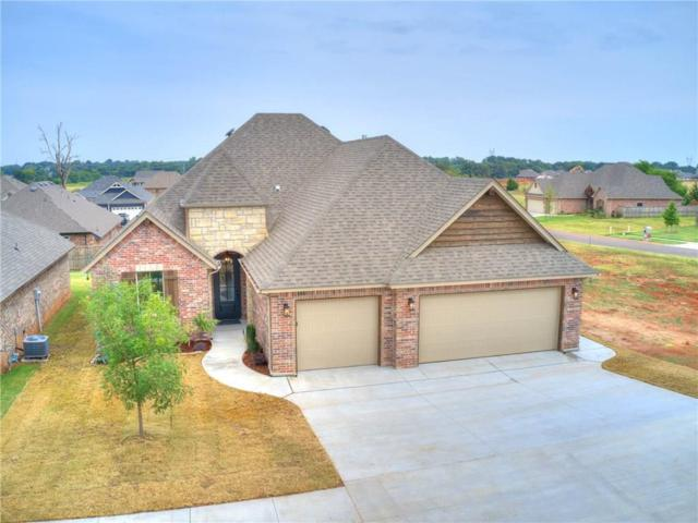 509 Vintage Drive, Norman, OK 73069 (MLS #867113) :: Homestead & Co