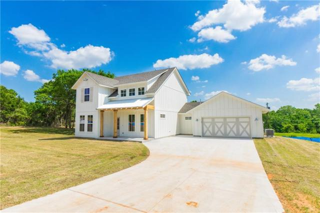 160 Timberland Drive, Edmond, OK 73034 (MLS #867191) :: KING Real Estate Group
