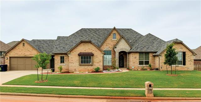 15321 Wilford Way, Edmond, OK 73013 (MLS #867816) :: Homestead & Co