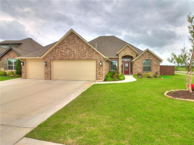 1932 Carmona Lakes Drive, Moore, OK 73160 (MLS #868203) :: Denver Kitch Real Estate
