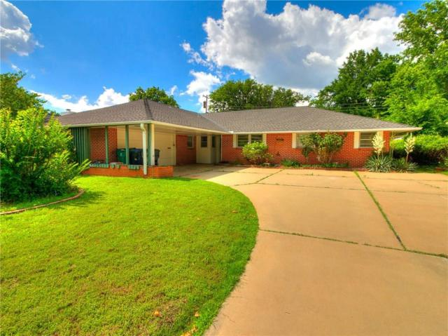 2713 NW 55 Terrace, Oklahoma City, OK 73112 (MLS #868367) :: Homestead & Co