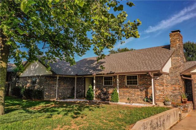 1207 N Indiana, Weatherford, OK 73096 (MLS #869462) :: Homestead & Co