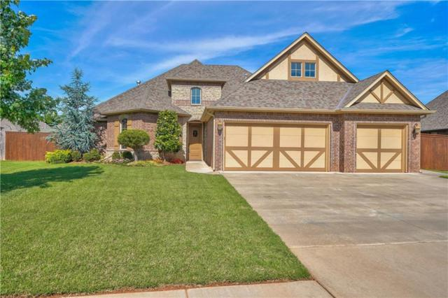 19813 Crest Ridge Drive, Edmond, OK 73012 (MLS #870296) :: Homestead & Co