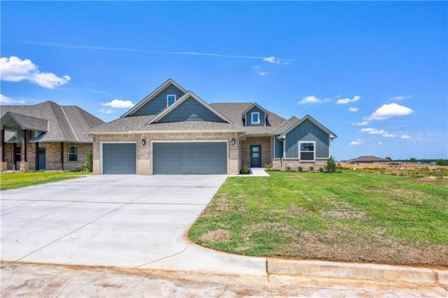 12605 Forest Terrace, Midwest City, OK 73020 (MLS #870558) :: KING Real Estate Group