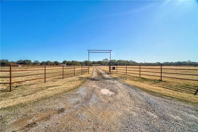 17203 Brangus Road, Shawnee, OK 74801 (MLS #870758) :: Erhardt Group at Keller Williams Mulinix OKC